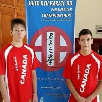 Championnat Panaméricain de Karaté Shitoryu à Miami