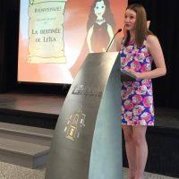 Un talent caché pour Emmanuelle LeBlond!