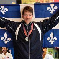 Championnat Canadien 2017: un autre podium pour Nicolas!