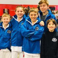 Circuit Canadien Junior en Kata et Combat au CEKQ à Montréal