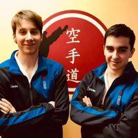 Championnat Canadien Junior à Edmonton: Antoine et Nicolas sur l'équipe du Québec